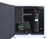 Sound insulation for generators, compressors, and motors