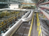 Isolation for pipelines and construction